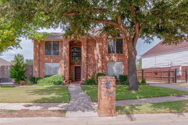 504 Springhill Drive, Hurst, TX 76054 (MLS #14205717) :: Lynn Wilson with Keller Williams DFW/Southlake