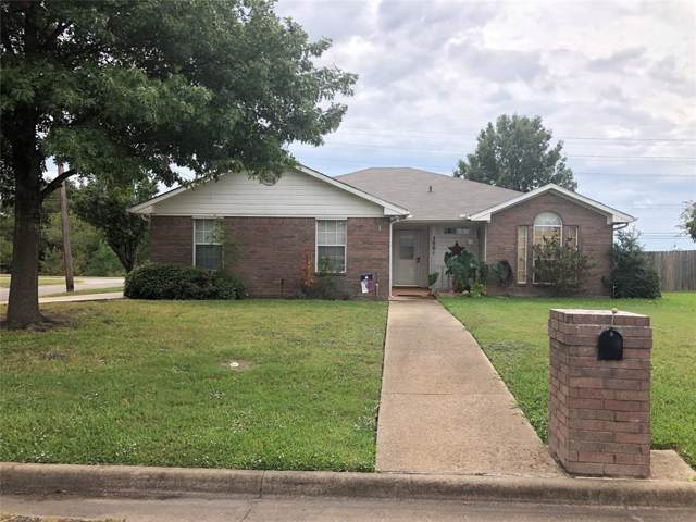 3901 Sunhill Drive, Greenville, TX 75402 (MLS #14205724) :: Lynn Wilson with Keller Williams DFW/Southlake