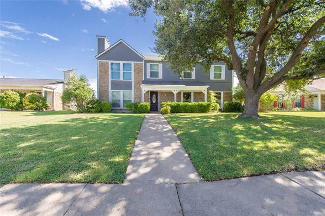 1210 Sicily Drive, Garland, TX 75040 (MLS #14205726) :: The Good Home Team