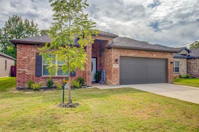 324 E Pecan Street, Hurst, TX 76053 (MLS #14205736) :: The Chad Smith Team