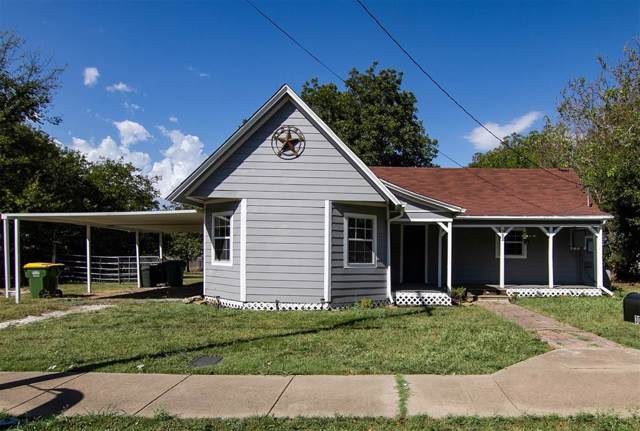 302 3rd Street S, Grandview, TX 76050 (MLS #14205748) :: The Rhodes Team