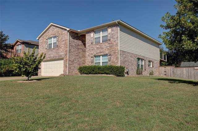 1600 Timberline, Sherman, TX 75092 (MLS #14205767) :: The Heyl Group at Keller Williams