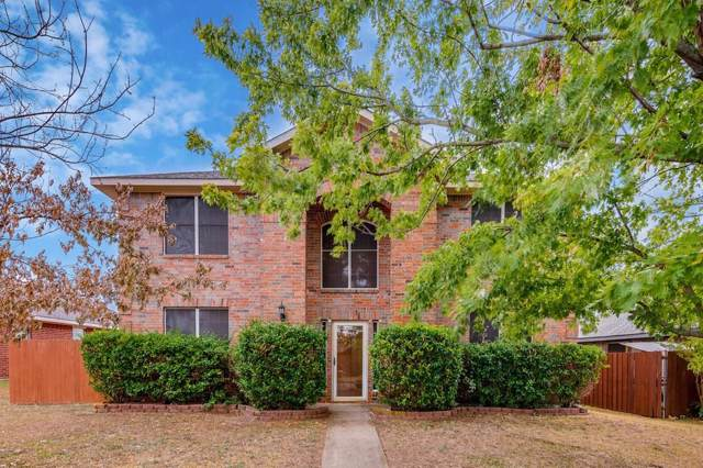 306 Kirk Lane, Cedar Hill, TX 75104 (MLS #14205777) :: Performance Team