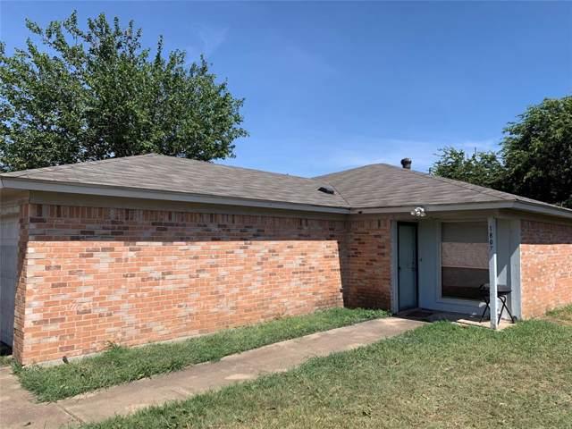 1807 San Rafael Street, Fort Worth, TX 76134 (MLS #14205778) :: Lynn Wilson with Keller Williams DFW/Southlake