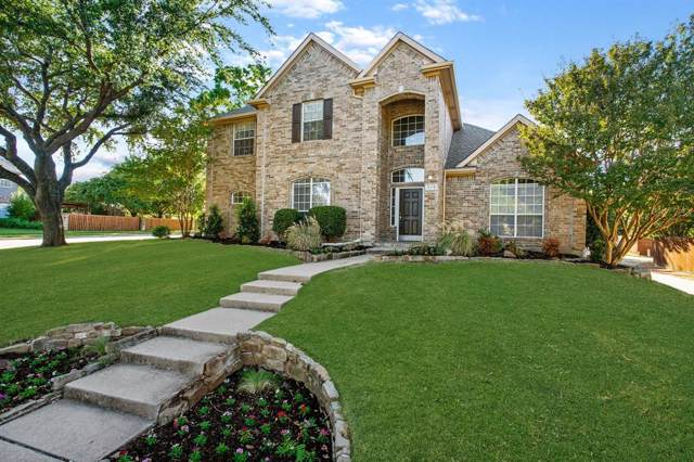 310 Fairfax Drive, Allen, TX 75013 (MLS #14205809) :: The Rhodes Team