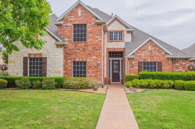 1001 Cheyenne Court, Shady Shores, TX 76208 (MLS #14205826) :: The Heyl Group at Keller Williams