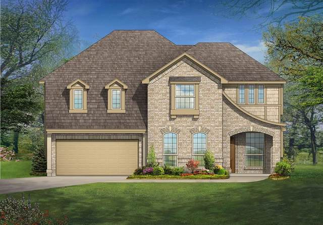 1333 Thrasher Drive, Little Elm, TX 75068 (MLS #14205842) :: Kimberly Davis & Associates