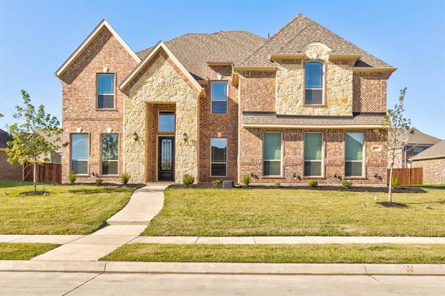 4807 Waterford Glen Drive, Mansfield, TX 76063 (MLS #14205848) :: The Hornburg Real Estate Group
