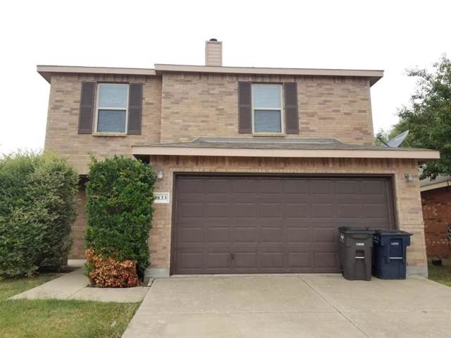 8833 Valley River Drive, Fort Worth, TX 76244 (MLS #14205851) :: All Cities Realty