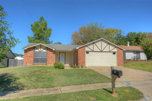 6607 Greenfield Drive, Arlington, TX 76016 (MLS #14205886) :: Trinity Premier Properties