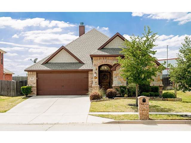 8805 Soy Seed Trail, Fort Worth, TX 76179 (MLS #14205892) :: All Cities Realty