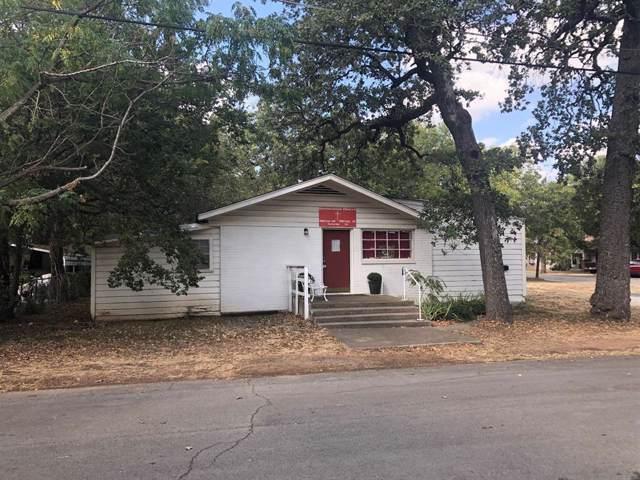 508 S Robinson Street, Cleburne, TX 76031 (MLS #14205897) :: Lynn Wilson with Keller Williams DFW/Southlake