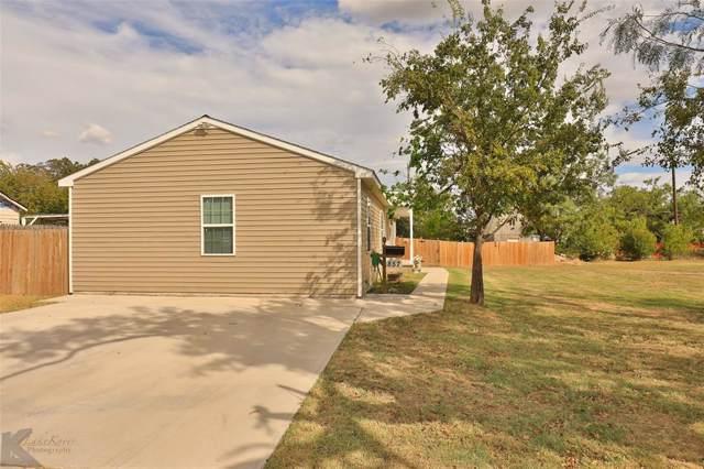 857 Peach Street, Abilene, TX 79602 (MLS #14205903) :: The Chad Smith Team