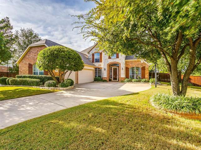 2800 Butterfield Stage Road, Highland Village, TX 75077 (MLS #14205910) :: All Cities Realty