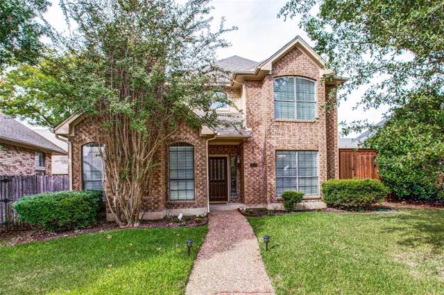 18557 Vista Del Sol, Dallas, TX 75287 (MLS #14205921) :: RE/MAX Town & Country