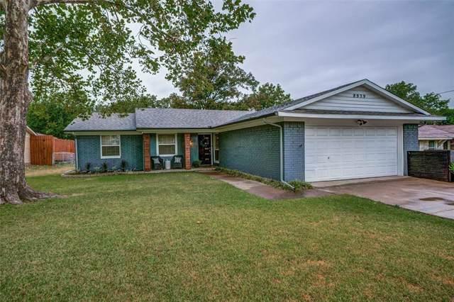 8959 Flicker Lane, Dallas, TX 75238 (MLS #14205925) :: Van Poole Properties Group