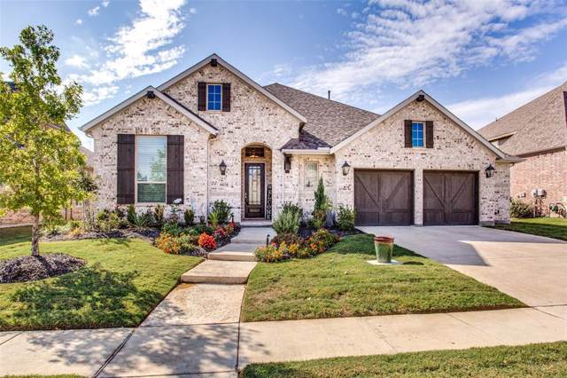 6631 Roughleaf Ridge Road, Argyle, TX 76226 (MLS #14205927) :: The Real Estate Station