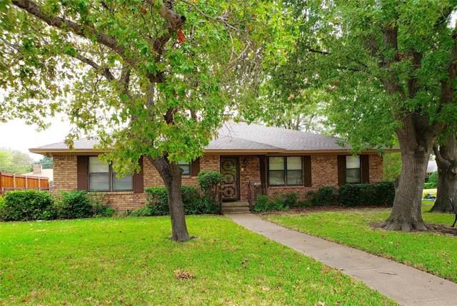 1501 Savannah Place, Garland, TX 75041 (MLS #14205930) :: NewHomePrograms.com LLC