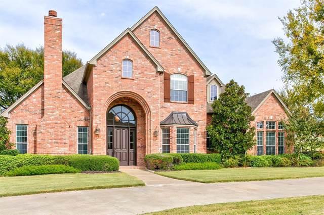 142 Country Vista Circle, Burleson, TX 76028 (MLS #14205932) :: The Hornburg Real Estate Group