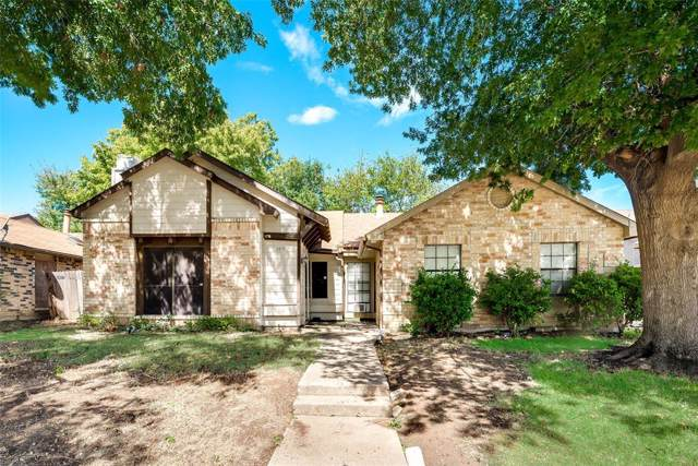 2415 E Timberview Lane, Arlington, TX 76014 (MLS #14205945) :: Lynn Wilson with Keller Williams DFW/Southlake