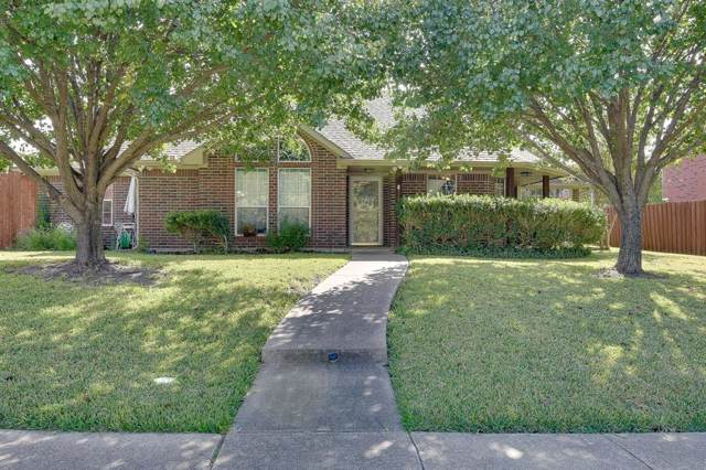 816 Foxwood Lane, Wylie, TX 75098 (MLS #14205949) :: Hargrove Realty Group