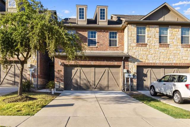 415 Teague Drive, Lewisville, TX 75067 (MLS #14205957) :: RE/MAX Town & Country