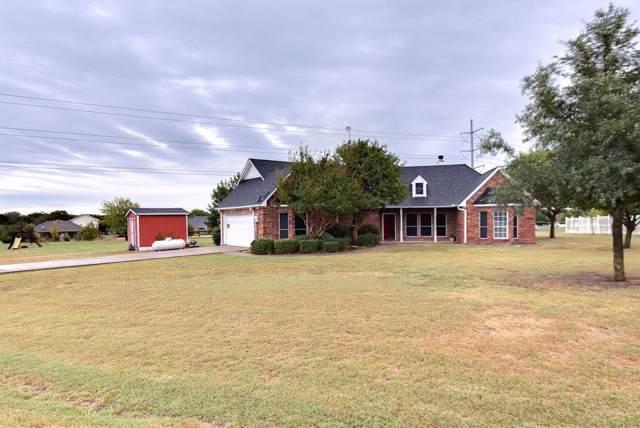 141 Bella Vista Circle, Royse City, TX 75189 (MLS #14205966) :: The Chad Smith Team