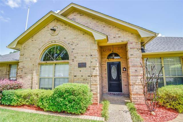 1201 W Rieck Road, Tyler, TX 75703 (MLS #14205978) :: RE/MAX Town & Country