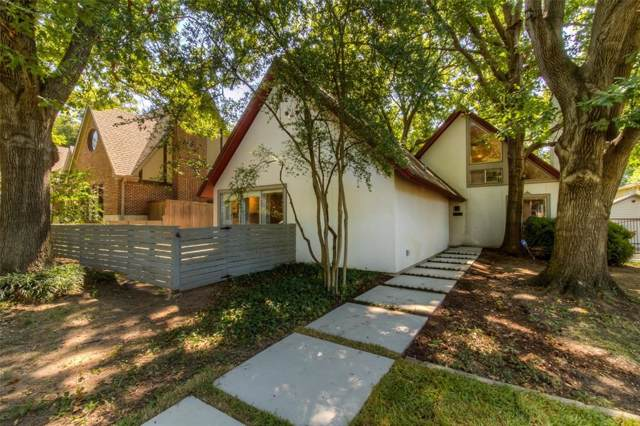 5342 Morningside Avenue, Dallas, TX 75206 (MLS #14205999) :: Vibrant Real Estate