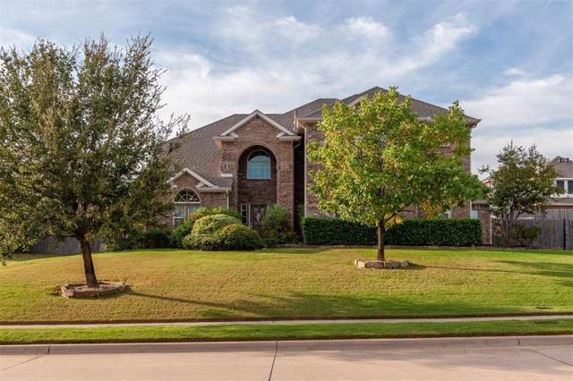 1024 Estates Drive, Kennedale, TX 76060 (MLS #14206018) :: The Hornburg Real Estate Group