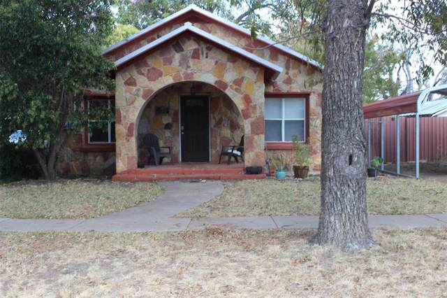 409 E 7th Street, Coleman, TX 76834 (MLS #14206019) :: Real Estate By Design