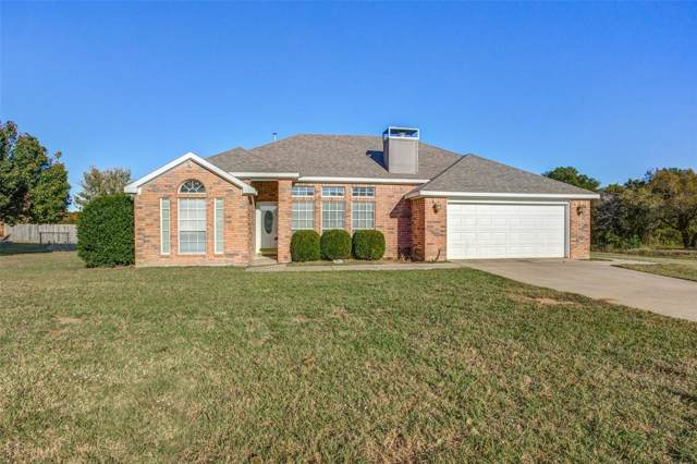 2601 Rolling Hills Drive, Sherman, TX 75092 (MLS #14206026) :: RE/MAX Town & Country