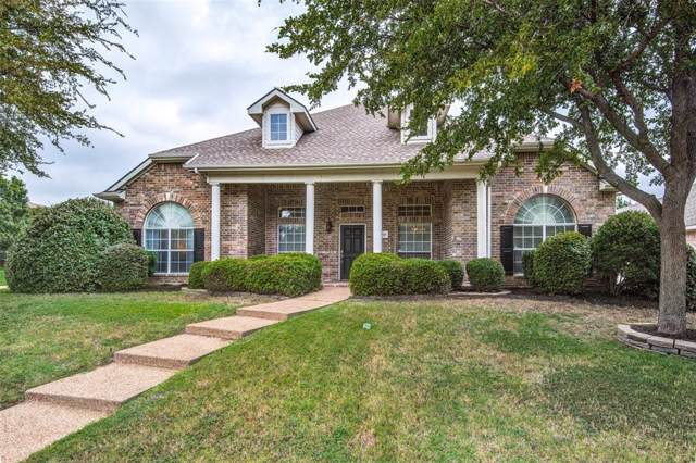 11700 Duxbury Drive, Frisco, TX 75035 (MLS #14206074) :: Ann Carr Real Estate