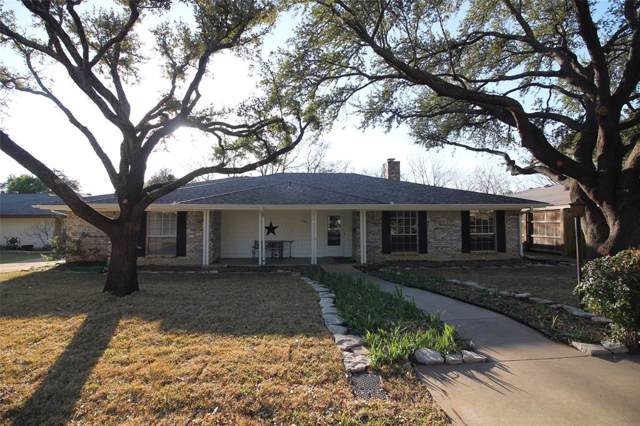 6320 Wallingford Drive, Fort Worth, TX 76133 (MLS #14206081) :: The Mitchell Group