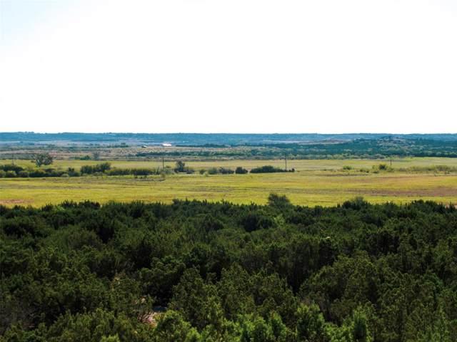 144 Hwy, Walnut Springs, TX 76690 (MLS #14206091) :: The Hornburg Real Estate Group