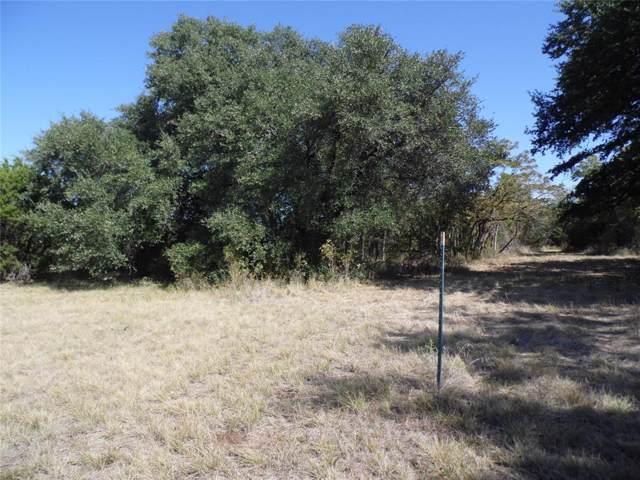297 Pr 2658, Walnut Springs, TX 76690 (MLS #14206100) :: Team Hodnett
