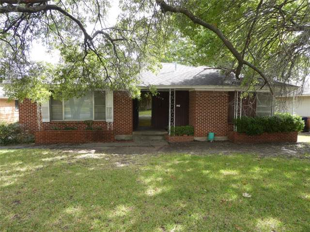 1912 Landa Drive, Garland, TX 75042 (MLS #14206109) :: The Hornburg Real Estate Group