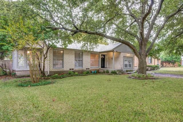 6136 Saint Moritz Avenue, Dallas, TX 75214 (MLS #14206134) :: Bray Real Estate Group