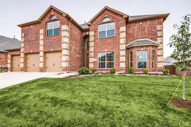 311 Trakehner Trail, Celina, TX 75009 (MLS #14206141) :: The Kimberly Davis Group