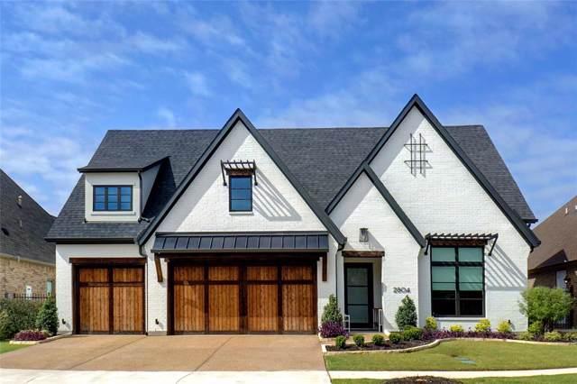 2804 Riverbrook Way, Southlake, TX 76092 (MLS #14206152) :: Tenesha Lusk Realty Group