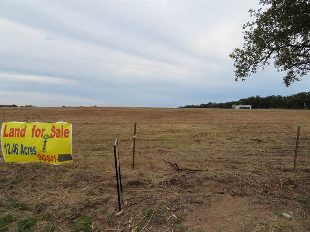TBD 2 Allison, Bowie, TX 76230 (MLS #14206160) :: All Cities Realty