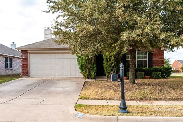 3216 Yeltes, Grand Prairie, TX 75054 (MLS #14206178) :: Ann Carr Real Estate