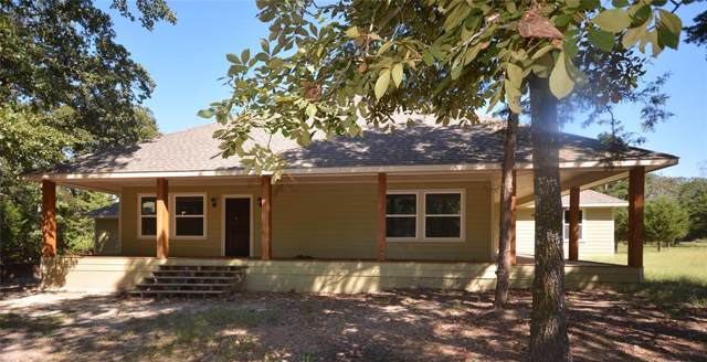 722 N King Larry Road, Scroggins, TX 75480 (MLS #14206184) :: Tenesha Lusk Realty Group