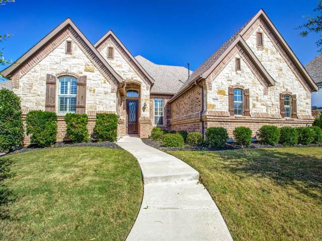 612 Highview Lane, Hurst, TX 76054 (MLS #14206207) :: The Chad Smith Team