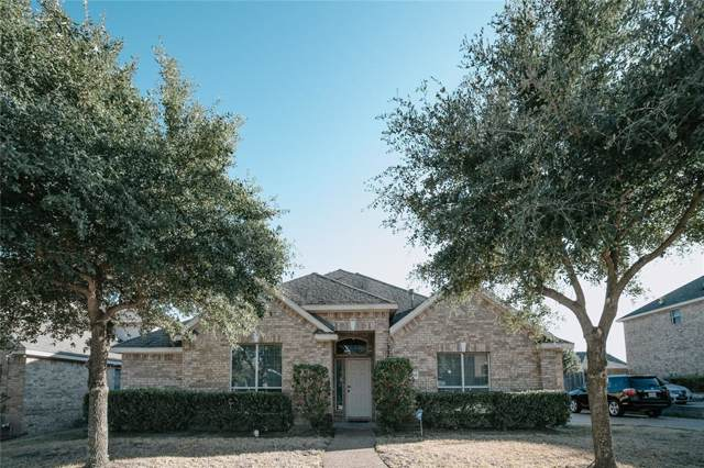 1120 Northlake Drive, Desoto, TX 75115 (MLS #14206215) :: Lynn Wilson with Keller Williams DFW/Southlake