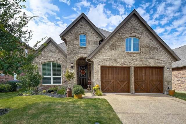 3523 NE Fieldview Court NE, Celina, TX 75009 (MLS #14206216) :: Team Tiller