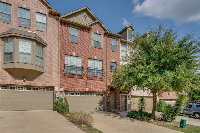 2529 Jacobson Drive, Lewisville, TX 75067 (MLS #14206224) :: The Hornburg Real Estate Group