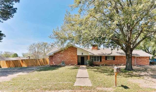 1003 Carol Drive, Lindale, TX 75771 (MLS #14206229) :: Lynn Wilson with Keller Williams DFW/Southlake