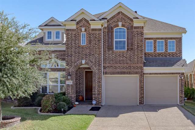 15584 Yarberry Drive, Fort Worth, TX 76262 (MLS #14206234) :: The Hornburg Real Estate Group