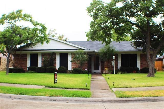 1409 Woodlawn Parkway, Mesquite, TX 75149 (MLS #14206238) :: Kimberly Davis & Associates